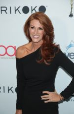 ANGIE EVERHART at Hollywood Beauty Awards in Los Angeles 02/25/2018