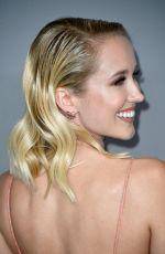 ANNA CAMP at Costume Designer Guild Awards 2018 in Beverly Hills 02/20/2018