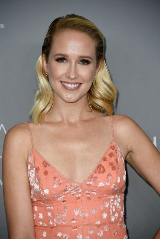 ANNA CAMP at Costume Designer Guild Awards 2018 in Beverly Hills 02/20/2018