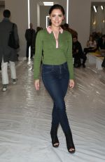 ANNABEL SCHOLEY at Jasper Conran Show at London Fashion Week 02/17/2018
