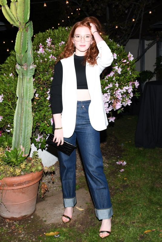 ANNALISE BASSO at Shopbop + Levi