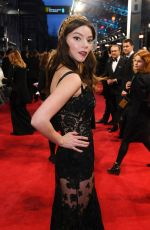 ANYA TAYLOR-JOY at BAFTA Film Awards 2018 in London 02/18/2018