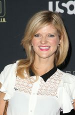 ARDEN MYRIN at Unsolved the Murders of Tupac and the Notorious B.I.G. Premiere in Los Angeles 02/22/2018