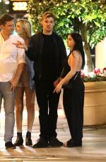 ARIEL WINTER and Levi Meaden Out in Santa Monica 02/01/2018