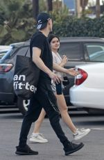 ARIEL WINTER and Levi Meaden Shopping at Urban Outfitter in Studio City 02/19/2018