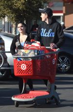 ARIEL WINTER in Tight Out Shopping in Los Angeles 02/24/2018