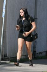 ARIEL WINTER Out and About in Los Angeles 02/10/2018