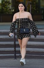 ARIEL WINTER Out for Lunch in Encino 02/17/2018