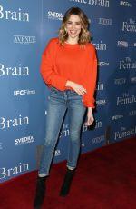 ARIELLE VANDENBERG at The Female Brain Premiere in Los Angeles 02/01/2018