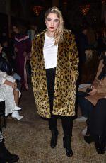 ASHLEY BENSON at Juicy Couture Fall/Winter 2018 Show at New York Fashion Week 02/08/2018