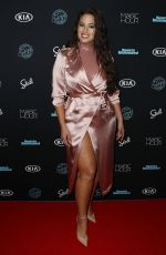 ASHLEY GRAHAM at Sports Illustrated Swimsuit Issue 2018 Launch in New York 02/14/2018