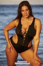 ASHLEY GRAHAM in Sports Illustrated Swimsuit 2018 Issue
