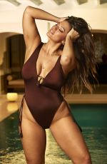 ASHLEY GRAHAM Models a New Swimwear Collection, December 2017