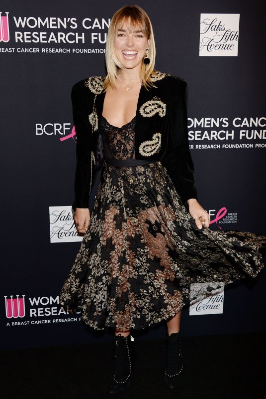 ASHLEY HART at Womens Cancer Research Fund Hosts an Unforgettable Evening in Los Angeles 02/27/2018