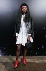 ASHLEY MURRAY at Zadig & Voltaire Show at New York Fashion Week 02/12/2018