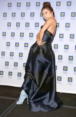ASHLEY PARK at 17th Annual HRC Greater New York Gala in New York 02/03/2018