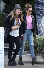 ASHLEY TISDALE Out and About in Venice Beach 02/13/2018