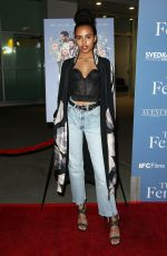 AVA DASH at The Female Brain Premiere in Los Angeles 02/01/2018