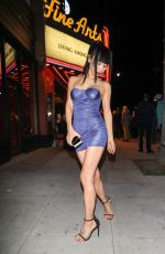 BAI LING Arrives at Living Among Us Premiere in Los Angeles 02/01/2018