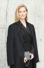 BAR REFAELI at Giorgio Armani Show at Milan Fashion Week 02/24/2018