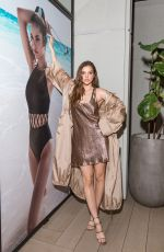 BARBARA PALVIN at Solid & Striped Swimteam Launch in New York 02/06/2018