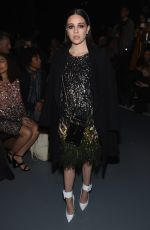 BEA MILLER at Pamela Roland Fashion Show at NYFW in New York 02/08/2018