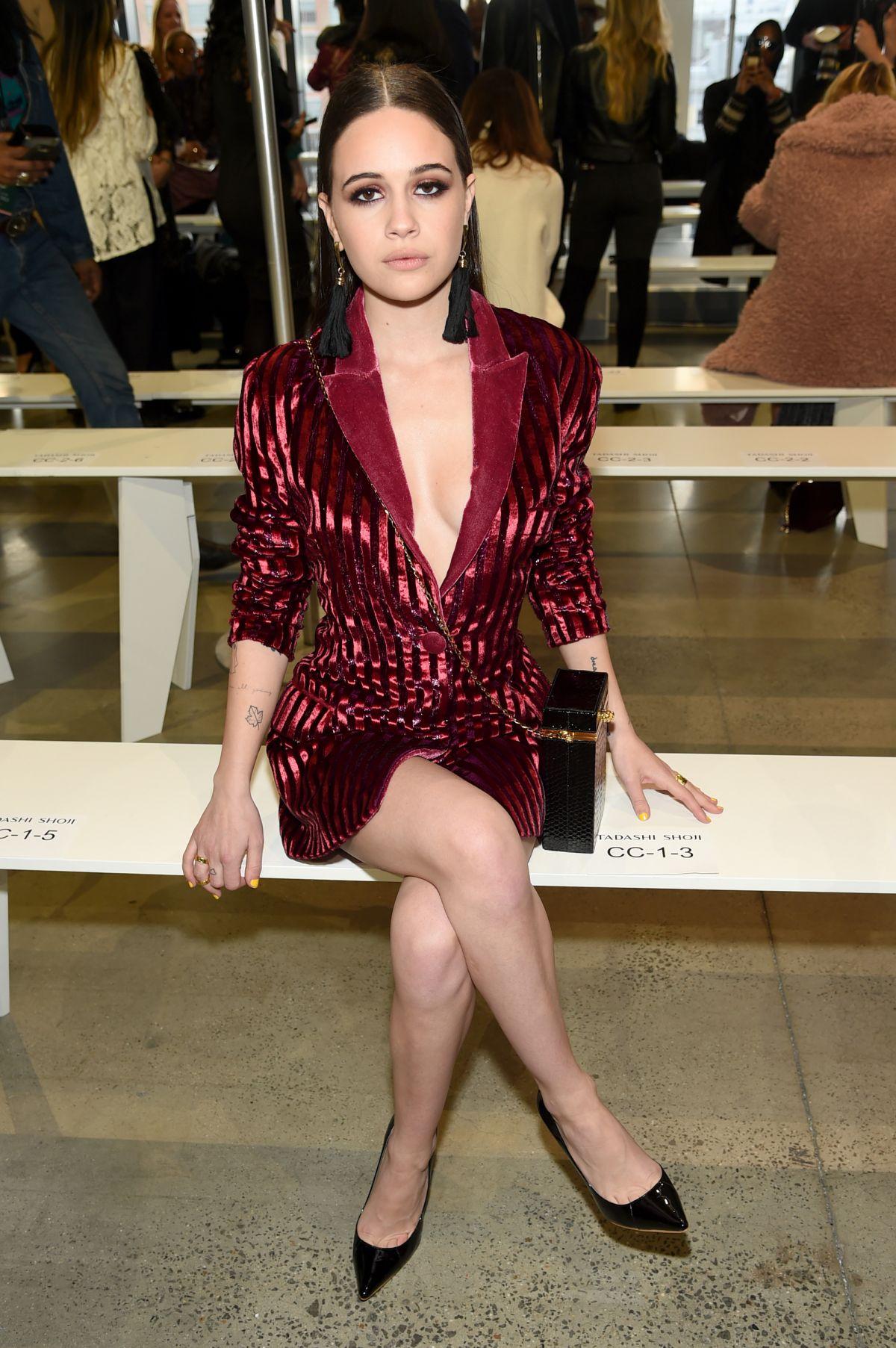 Chloe Lukasiak Fashion Show
