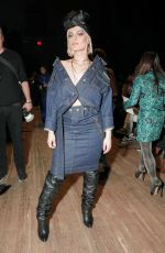 BEBE REXHA at Marc Jacobs Fashion Show at NYFW in New York 02/14/2018