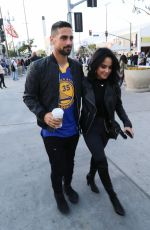 BECKY G Arrives at NBA All-star Game in Los Angeles 02/18/2018