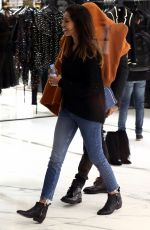 BELEN RODRIGUEZ Out and About in Milan 02/20/2018