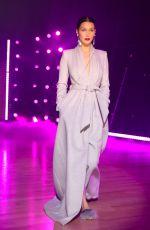 BELLA HADID at Brandon Maxwell Runway Show at New York Fashion Week 02/11/2018