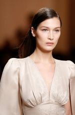 BELLA HADID at Fendi Fall/Winter Runway Show at Milan Fashion Week 02/22/2018