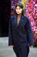 BELLA HADID at Jason Wu Runway Show at New York Fashion Week 02/09/2018