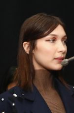BELLA HADID on the Backstage of Jason Wu Show at NYFW in New York 02/09/2018
