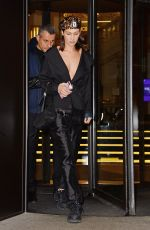 BELLA HADID Out in Milan 02/23/2018