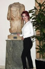 BELLA THORNE at Midnight Sun Photocall in Rome 02/27/2018