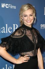 BETH BEHRS at The Female Brain Premiere in Los Angeles 02/01/2018