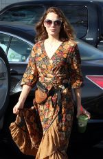 BETHANY JOY LENZ Out for Lunch in Studio City 02/02/2018