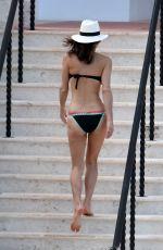 BETHENNY FRANKEL in Bikini at a Pool in Miami 02/20/2018
