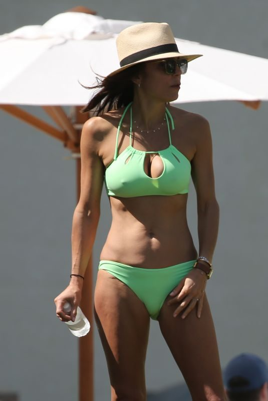 BETHENNY FRANKEL in Bikini on Vacation in Miami 02/22/2018