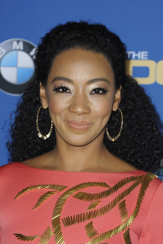 BETTY GABRIEL at 2018 Directors Guild Awards in Los Angeles 02/03/2018