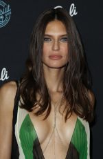 BIANCA BALTI at Sports Illustrated Swimsuit Issue 2018 Launch in New York 02/14/2018