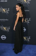 BIANCA LAWSON at A Wrinkle in Time Premiere in Los Angeles 02/26/2018