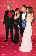BIANCA SPENDER at Inaugural Museum of Applied Arts and Sciences Centre for Fashion Ball in Sydney 02/01/2018