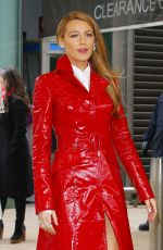 BLAKE LIVELY at Michael Kors Fashion Show in New York 02/14/2018