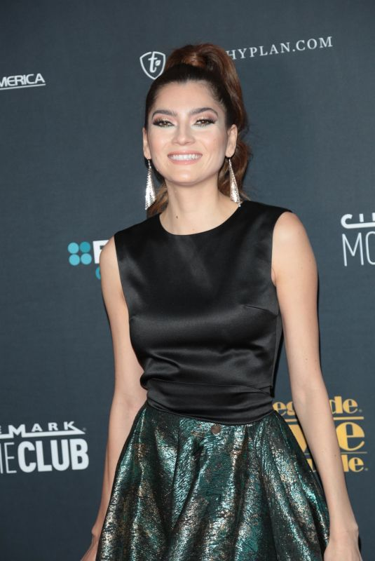 BLANCA BLANCO at 26th Annual Movieguide Awards in Los Angeles 02/02/2018