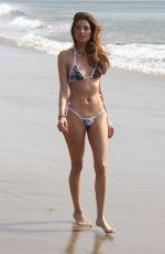 BLANCA BLANCO in Bikini at a Beach in Malibu 02/02/2018