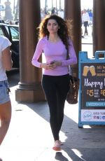 BLANCA BLANCO Out and About in Venice Beach 02/10/2018