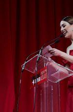 BLANCA SUAREZ at Fotogramas Awards 2018 in Madrid 02/26/2018