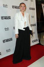 BRIANA EVIGAN at Survivors Guide to Prison Premiere in Los Angeles 02/18/2018